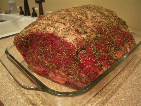 herb smoked prime rib purely primal