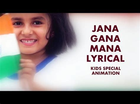 full song of jana gana mana jana gana mana lyrical national anthem i full lyrics i