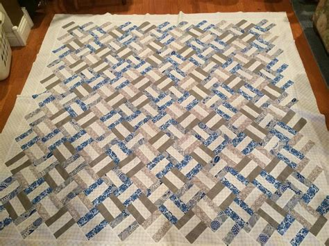 great idea for wedding signature guest book quilt use