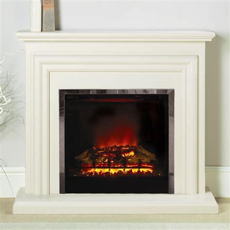 Stylish Be Modern Carina Electric Fireplace Suite