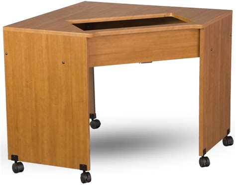 Sewing Tables And Cabinets fashion cabinets of america model 15 corner sewing table