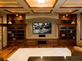 Houses With Finished Basements basement home theater wood trim finished basement company