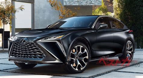 Lexus Lf 1 Limitless 2020 by Lexus Lf 1 Production