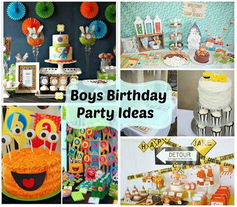 10 1st birthday party ideas for boys part 2 tinyme 10 years boys birthday party ideas birthday party ideas