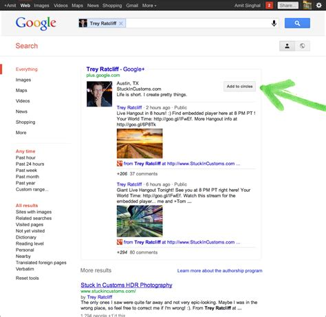 Search Search Official Search Plus Your World