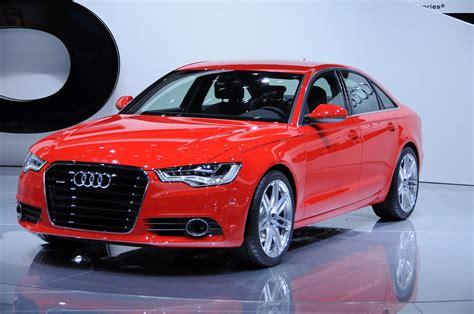 Audi A6 Diesel Mpg by 2012 Audi A6 To Offer High Mpg Hybrid Clean Diesel Models