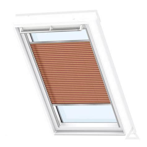 velux dachfenster elektrisch velux plissee elektrisch fml 102 1267s uni kupfer im