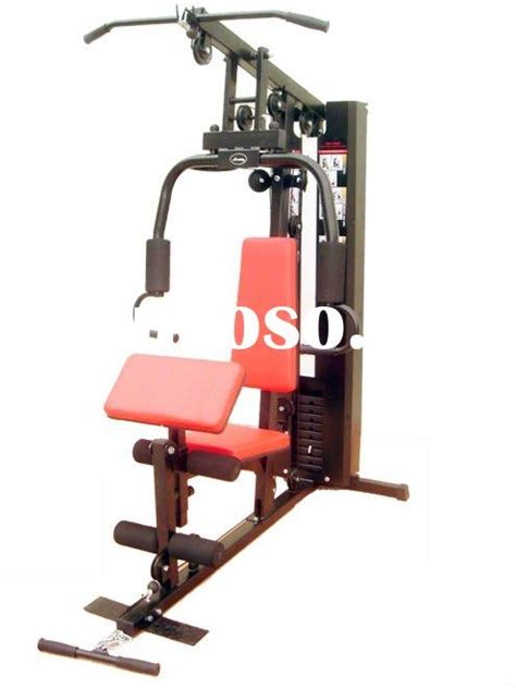 weight stack132lbs 2 station home strength equipment