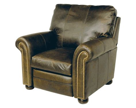 classic recliner chairs classic leather easton recliner 111511 llr easton recliner
