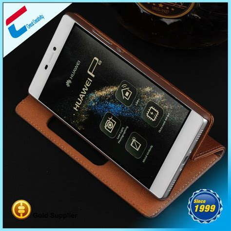 Huawei P8 Lite Leather Wallet Back Cover Soft Slot Card Kulit huawei flip cover fr p8 lite wroc awski informator