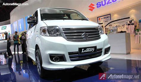 Apv Luxury by Suzuki Apv Luxury 2014 Autonetmagz Review Mobil Dan
