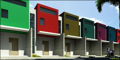 row house design ideas modern row house architecture