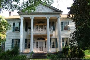 greek revival farmhouse plans