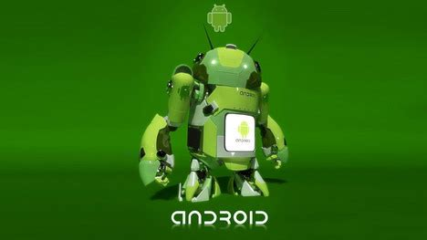 Android Vs Robot by 30 Cool Android Themed Wallpapers For Free Quertime