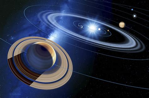 saturn systems the amazing sounds of outer space
