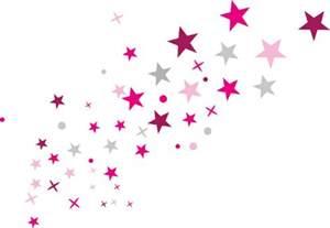 Lovely Chambre Bebe Pas Cher #10: Stickers-etoiles-rose-gris-z.jpg