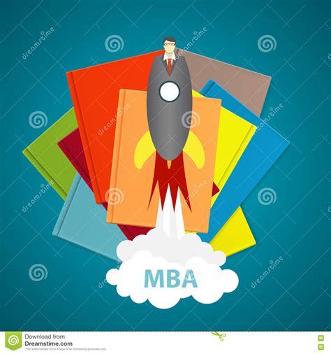 Mba Concepts by Educati Illustrations Vector Stock Images 20
