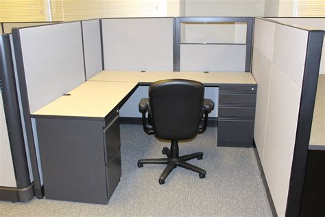 used trendway workstations cubicles
