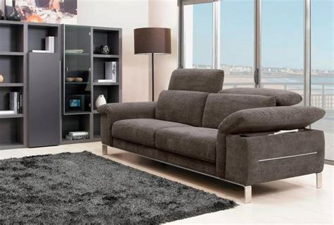 canap駸 gautier three seater sofa three seater sofa meubles gautier