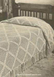Crochet Bedspread Free Crochet Bedspread Patterns Crochet For Beginners