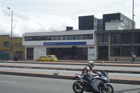 banco bogota banco de bogot 225 calle 13 30 bancos estaci 243 n