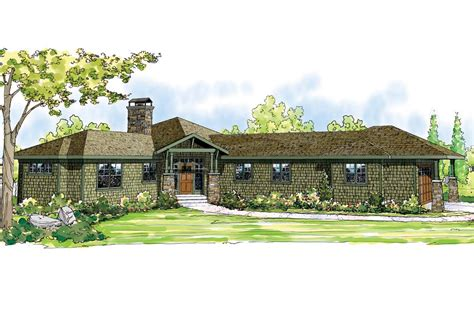 Ranch House Plans With Walkout Basement Ranch House Plans Heartview 50 015 Associated Designs