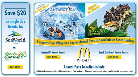 world deal image gallery seaworld coupons