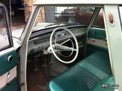 opel olympia 1962 1962 opel p2 olympia caravan 12 500 fixed price car