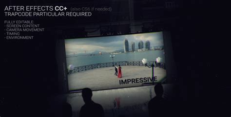 envato after effects templates the theatre 3d object envato videohive after