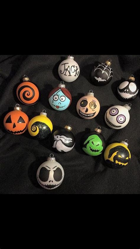 how to make nightmare before ornaments 1000 ideas about tree on