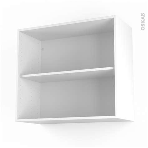 caisson de meuble de cuisine caisson haut n 176 19 meuble de cuisine l80 x h70 x p35 cm