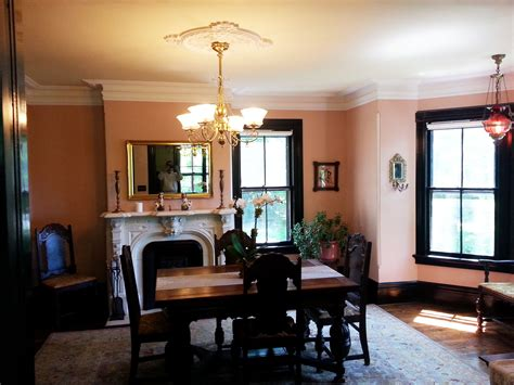 dining room   front parlor  giving