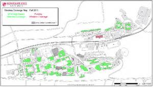 Montclair State University Campus Map by Wireless Coverage Montclair State University
