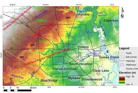 huston fault lines map map of ne usa and canada arabcooking me