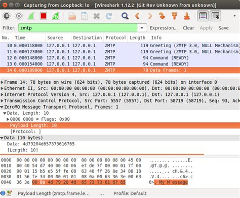 wireshark dissector tutorial lua zeromq diving into the wire codeproject