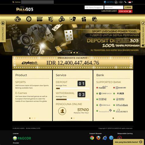 pulsanet pulsa  net situs slot games deposit pulsa ovo