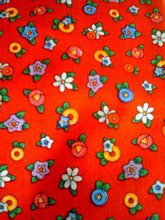 Hardcase Flower Cherries For Redmi3pro engelbreit fabric cherries hearts flowers