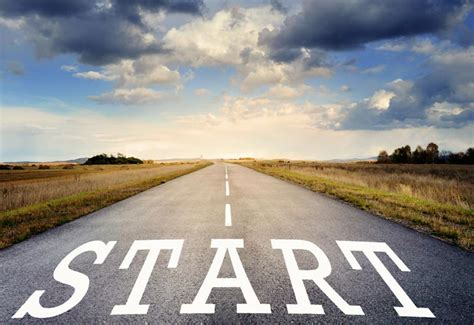 Start Of A Journey by How To Start Travelling