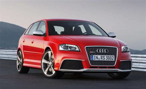 Audi Rs3 Sportback 2011 by The Top Ten Audi Models Of The Last Decade