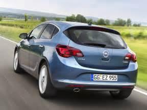 Opel Astra Hatch Astra Hatchback 5 Door J Facelift Astra Opel