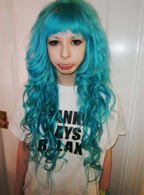 bright hair color for curly hair bright hair color ideas beautiful and bright dyed hair