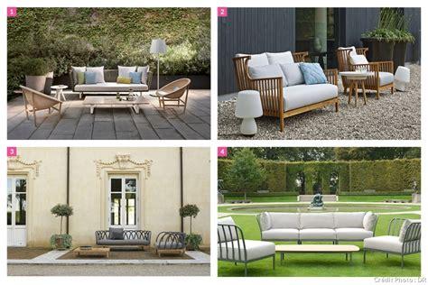 les plus beaux canap駸 salon de jardin design id 233 es salon de jardin confortable