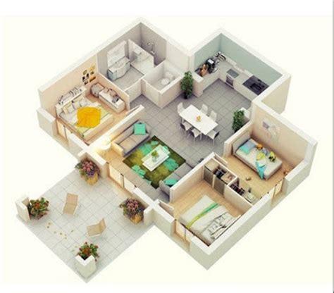 sketsa rumah minimalis kecil biaya 50 jutaan rumah bagus minimalis