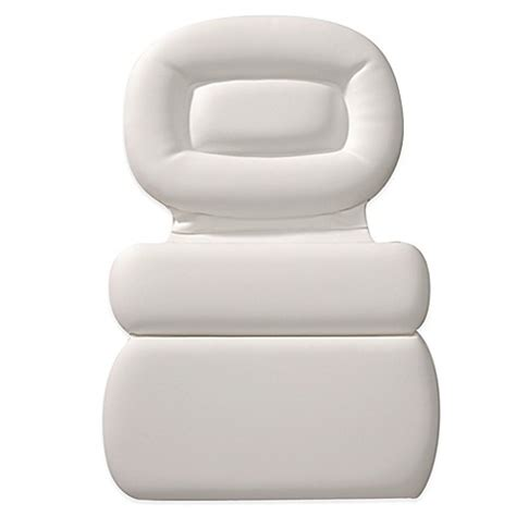 luxury bathtub pillows luxury spa bath pillow www bedbathandbeyond ca