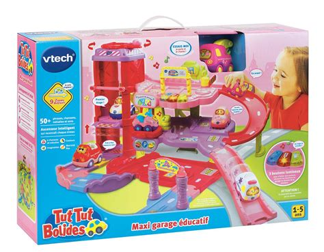 vtech 180055 maxi garage 201 ducatif yann roi de