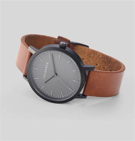 cool grey clock face r0176ffd8e1034ce8a2765cc8aa472c6c big love tan leather and horse logo on pinterest