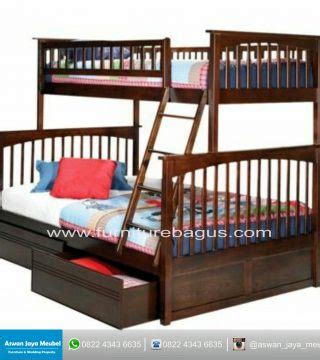 Keranjang Tidur Tingkat ranjang tingkat anak keranjang terbaru murah aswan jaya meubel