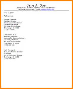 10 job reference exle ledger paper 6 resume and reference page job bid template