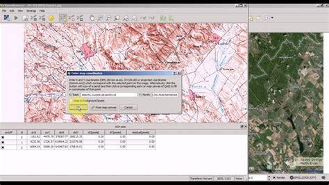 qgis tutorial making a map qgis 2 8 tutorial raster georeferencing