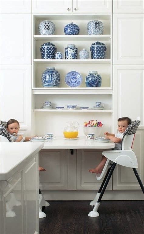 fold a nook fold table for a nook great idea for a small